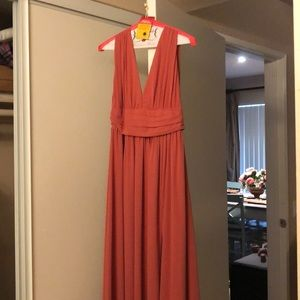 Lulus formal gown